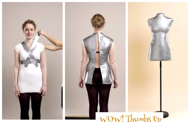 DIY Your Own Shape Sewing Mannequin Tutorial