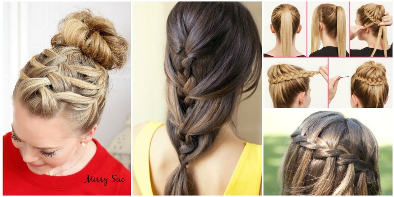 20+ Beautiful Braid Hairstyle DIY Tutorials You Can Make