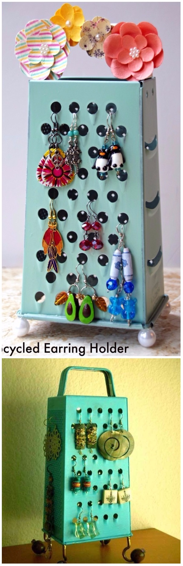 Diy Ideas To Recycle Old Kitchen Stuff