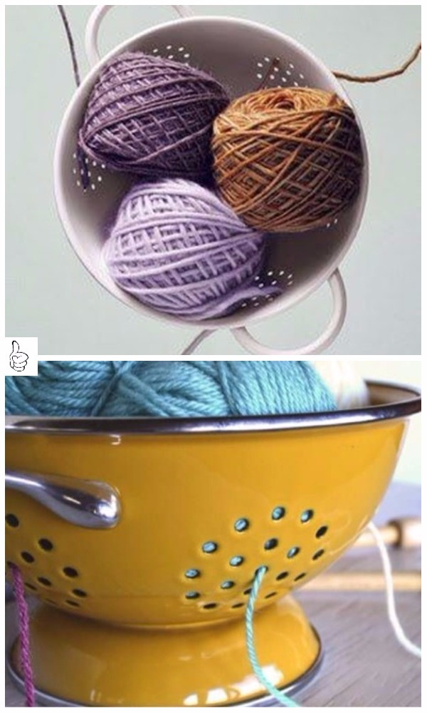 Yarn Holder Hacks Every Knitter Loves To Know