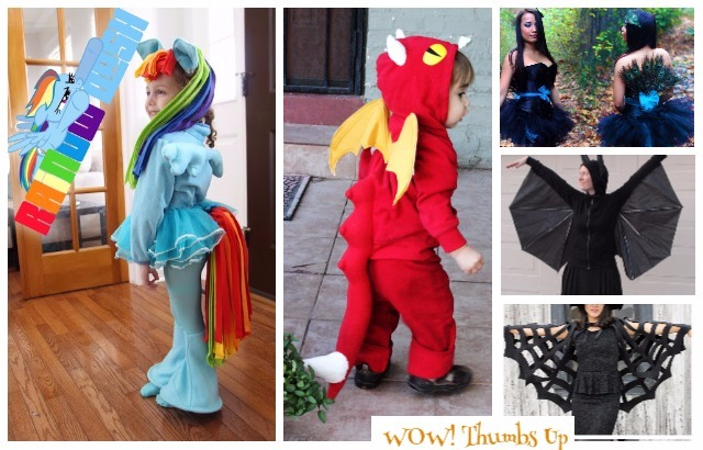 DIY Halloween Costume Free Sew Patterns & Tutorials