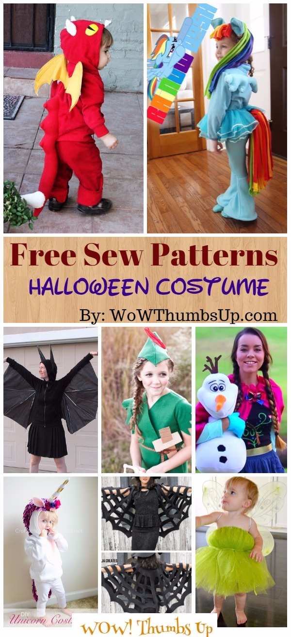 Diy Halloween Costume Ideas And Tutorials