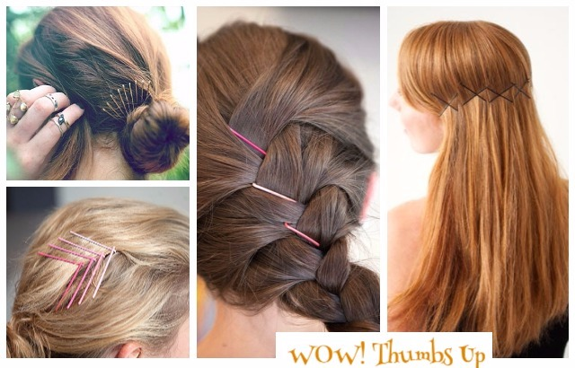 DIY Quick Bobby Pin Hairstyles Tutorials and Inspirations